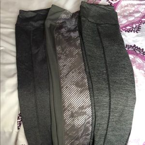 Three Crop Old Navy Active Pants